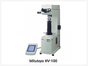 미쯔토요 비커스 경도시험기 HV-100 시리즈, HV-112, HV-114, HV-113, HV-115